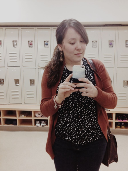 WSW: Selfie!